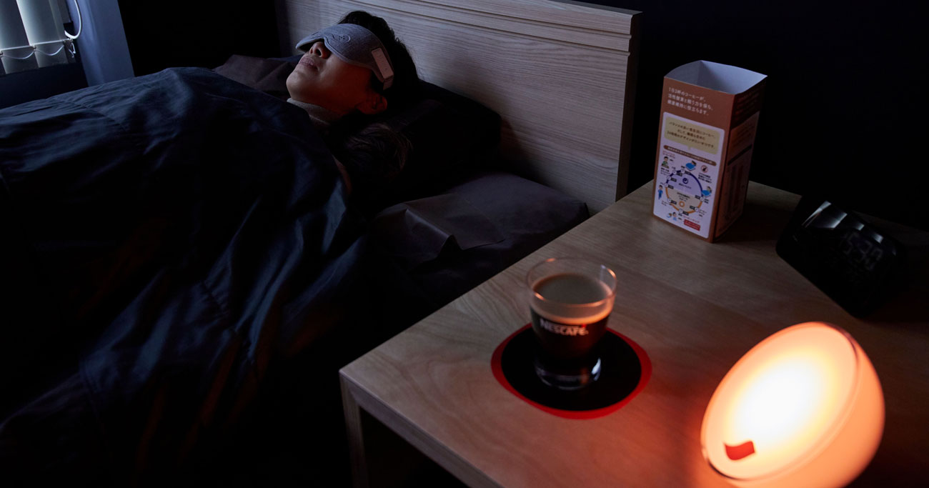 ビジネスマンに大人気、ネスレ「睡眠カフェ」で本当に寝られるのか?