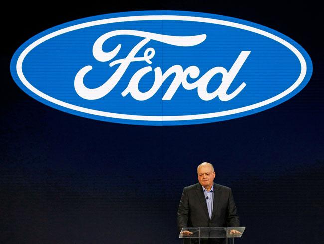フォードのハケットCEO