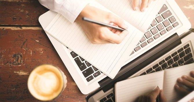 毎日書く人」と「一切書かない人」の決定的な差   考える術 ...