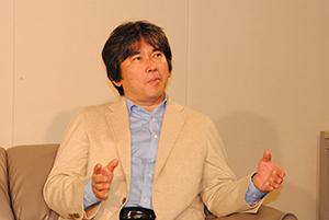 『ハゲタカ』著者・真山仁さん<br />「中小企業再生の難しさを描きたかった」