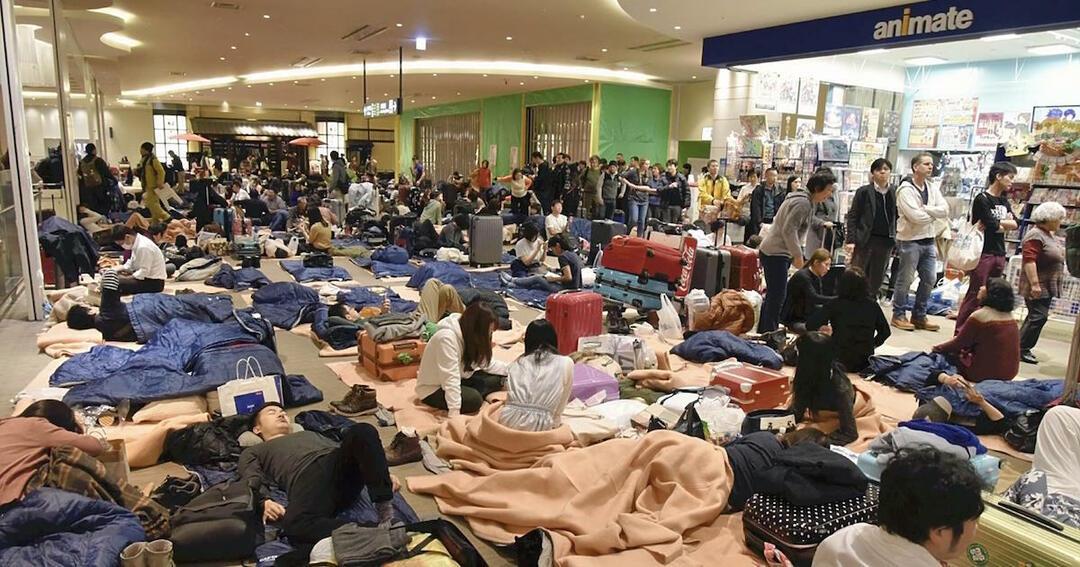 中国人観光客による新千歳空港での「暴動」、真相はこうだった