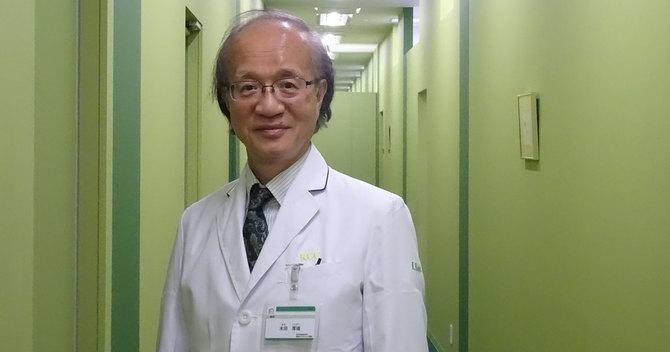 木田厚瑞(きだ・こうずい)医師。臨床呼吸器疾患研究所 呼吸ケアクリニック東京 統括責任者、東京医療学院大学客員教授。
