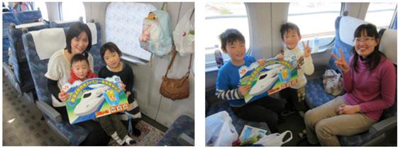 子どもは楽しく、親も移動中の悩みを解消 <br />新幹線の「ファミリー車両」で夏旅行