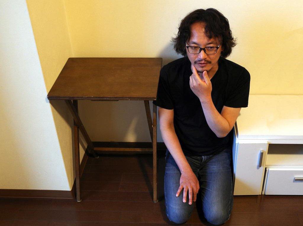 『簡易生活のすすめ――明治にストレスフリーな最高の生き方があった!』の著者・山下泰平さん