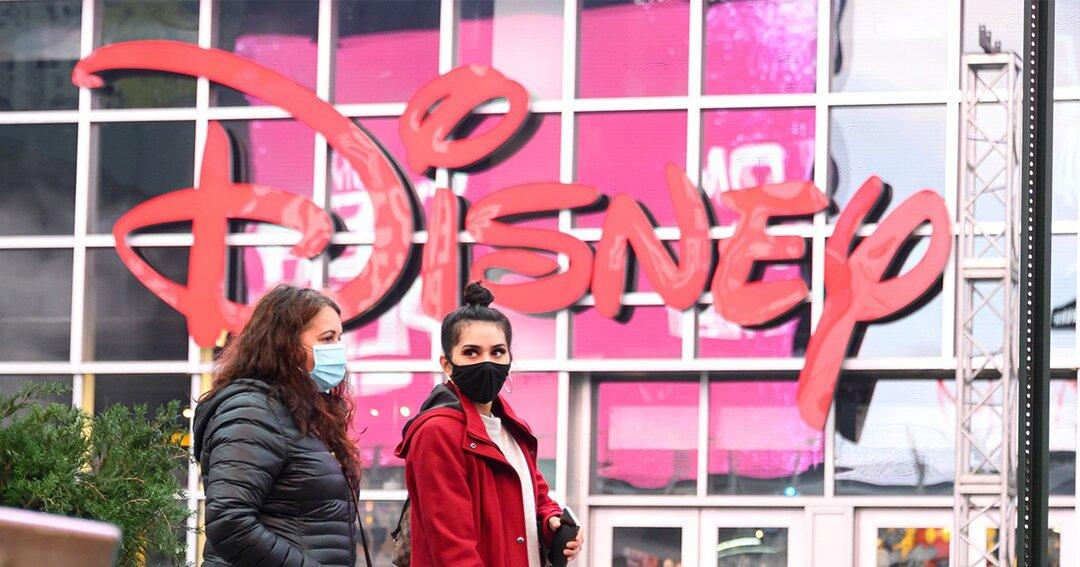 米ディズニー黒字、動画配信契約が2120万件増