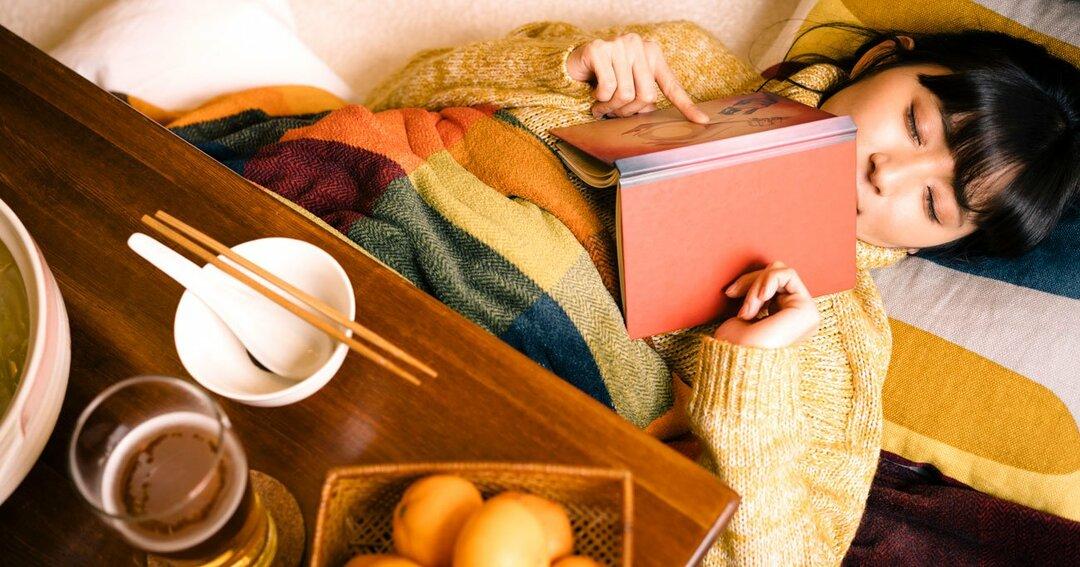 昔から「コタツで寝ると風邪を引く」と言われる理由とは?