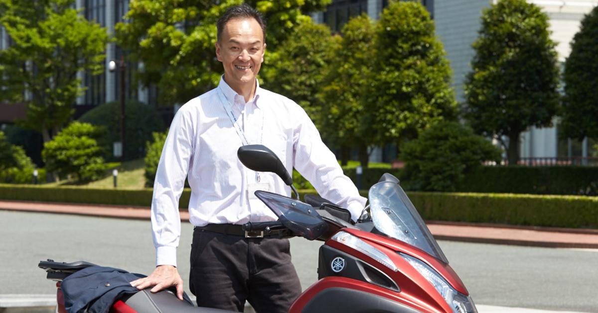 韓国で人気沸騰!ヤマハ「転ばないバイク」の実力