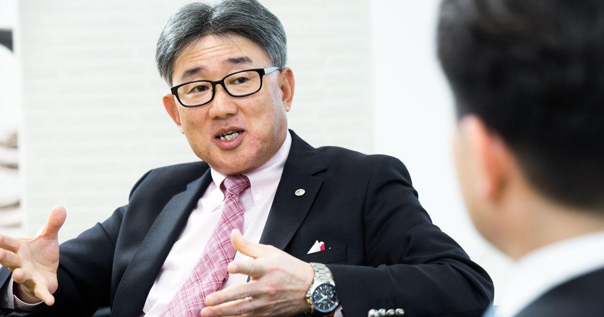 ネスレ日本・高岡浩三社長に聞く長寿経営の秘訣「10年先の問題解決を考え続ける」