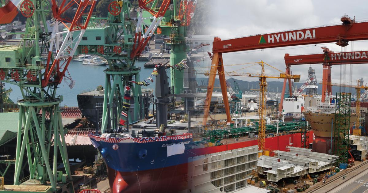 捨て身の韓国に日本は勝てるか?「造船」最終決戦の行方