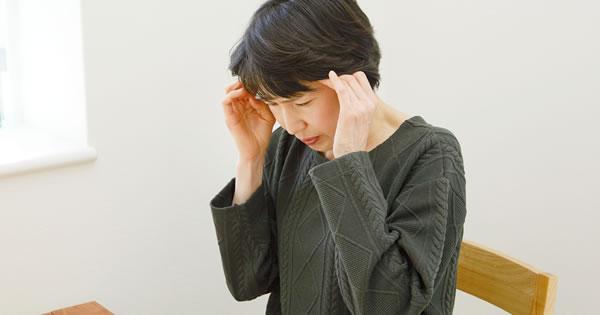 更年期女性に現れる意外な症状