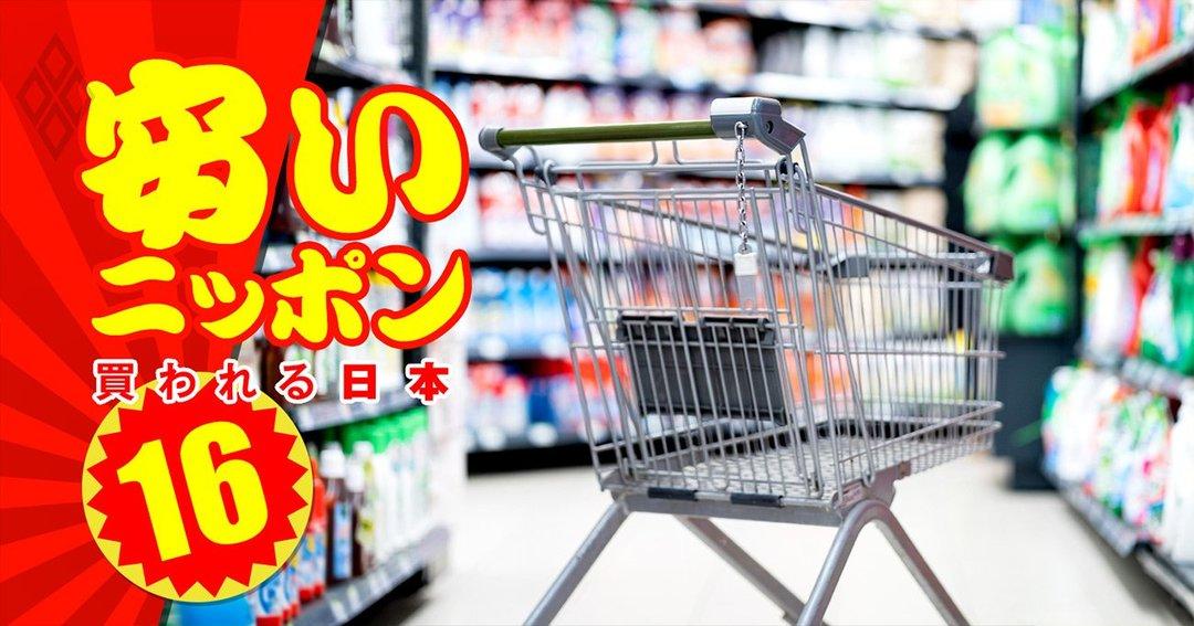 安いニッポン 売られる日本#16