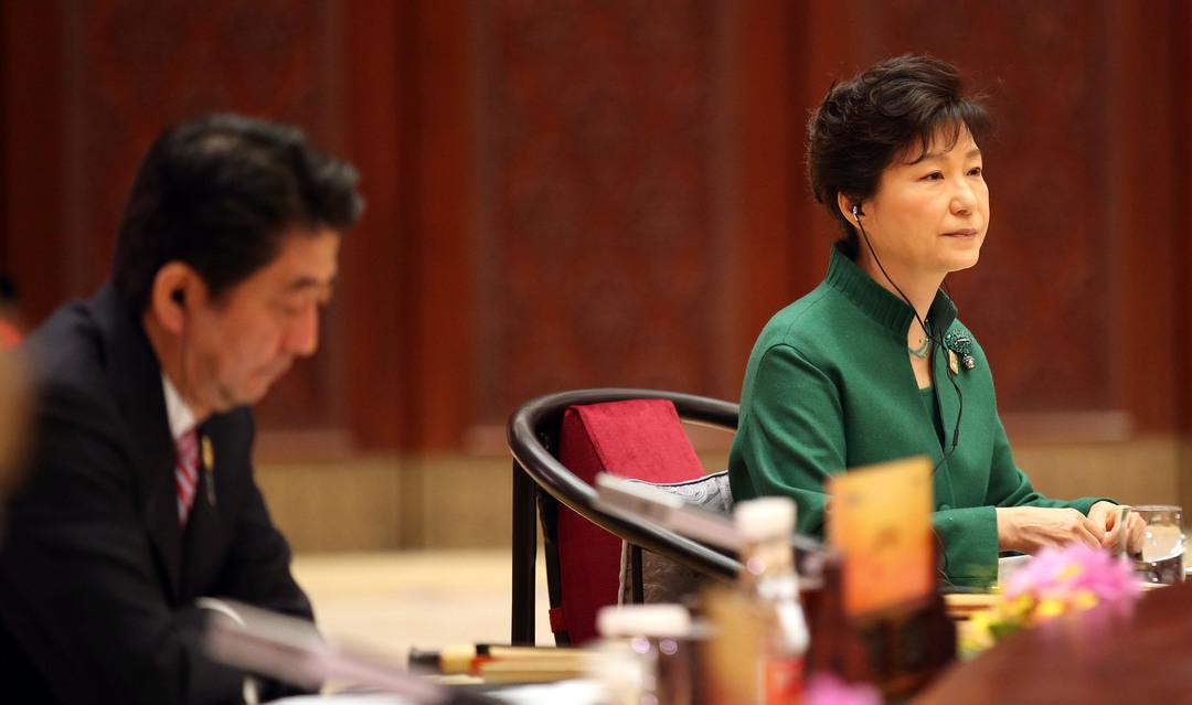 中国を弱体化させるには韓・露との関係改善が必要だ