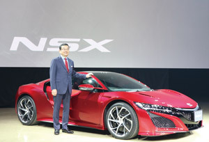 新型NSX真の狙いはレクサスと大差のアキュラてこ入れ