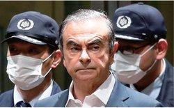裁判中のゴーン被告は2019年末にレバノンに国外逃亡し、再び世間を騒がせた。