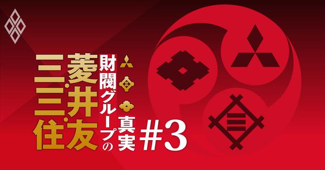 三菱・三井・住友財閥グループの真実#3