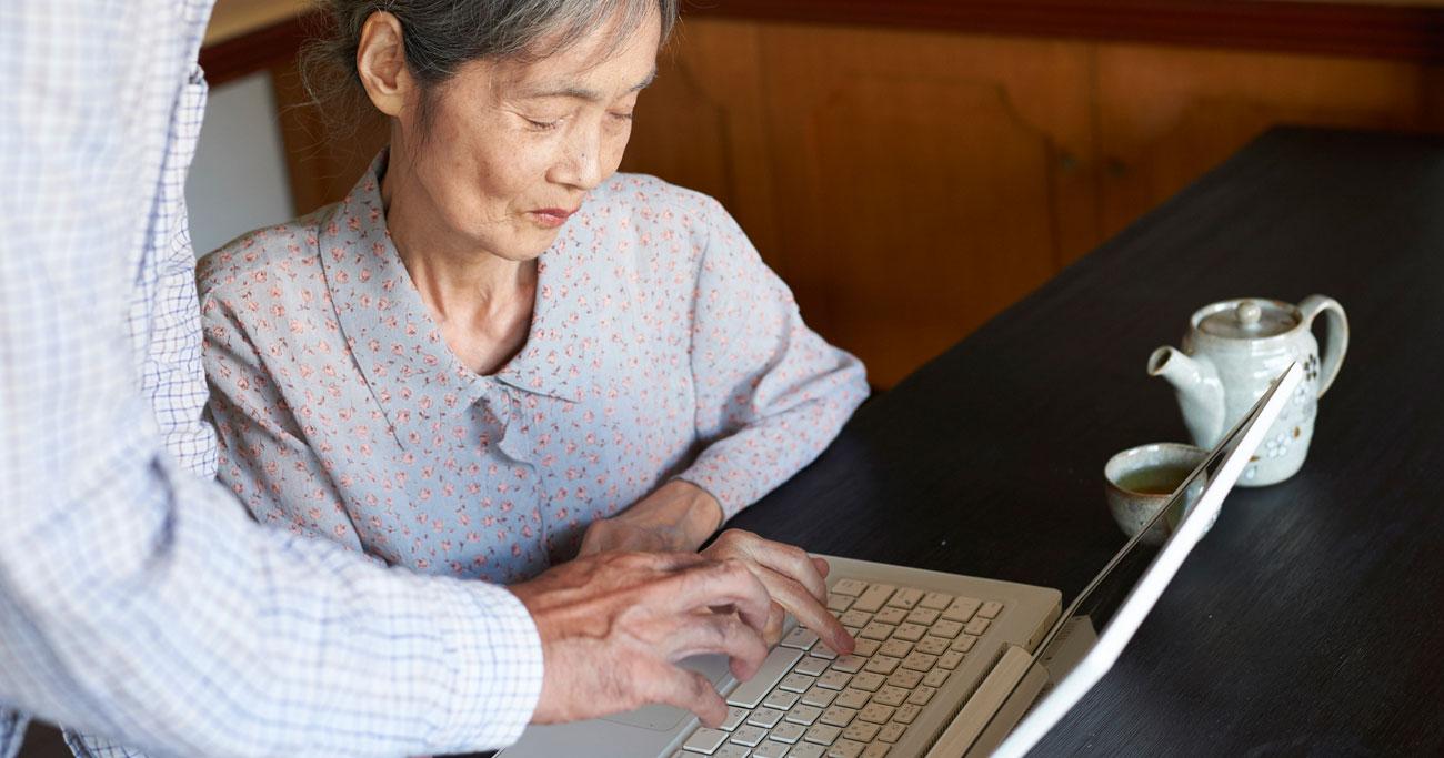 年老いた同居の母と口論が絶えない場合どうすべきか、森田療法流解決法