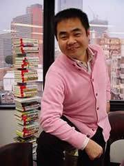 アップルシード・エージェンシー代表 鬼塚忠氏