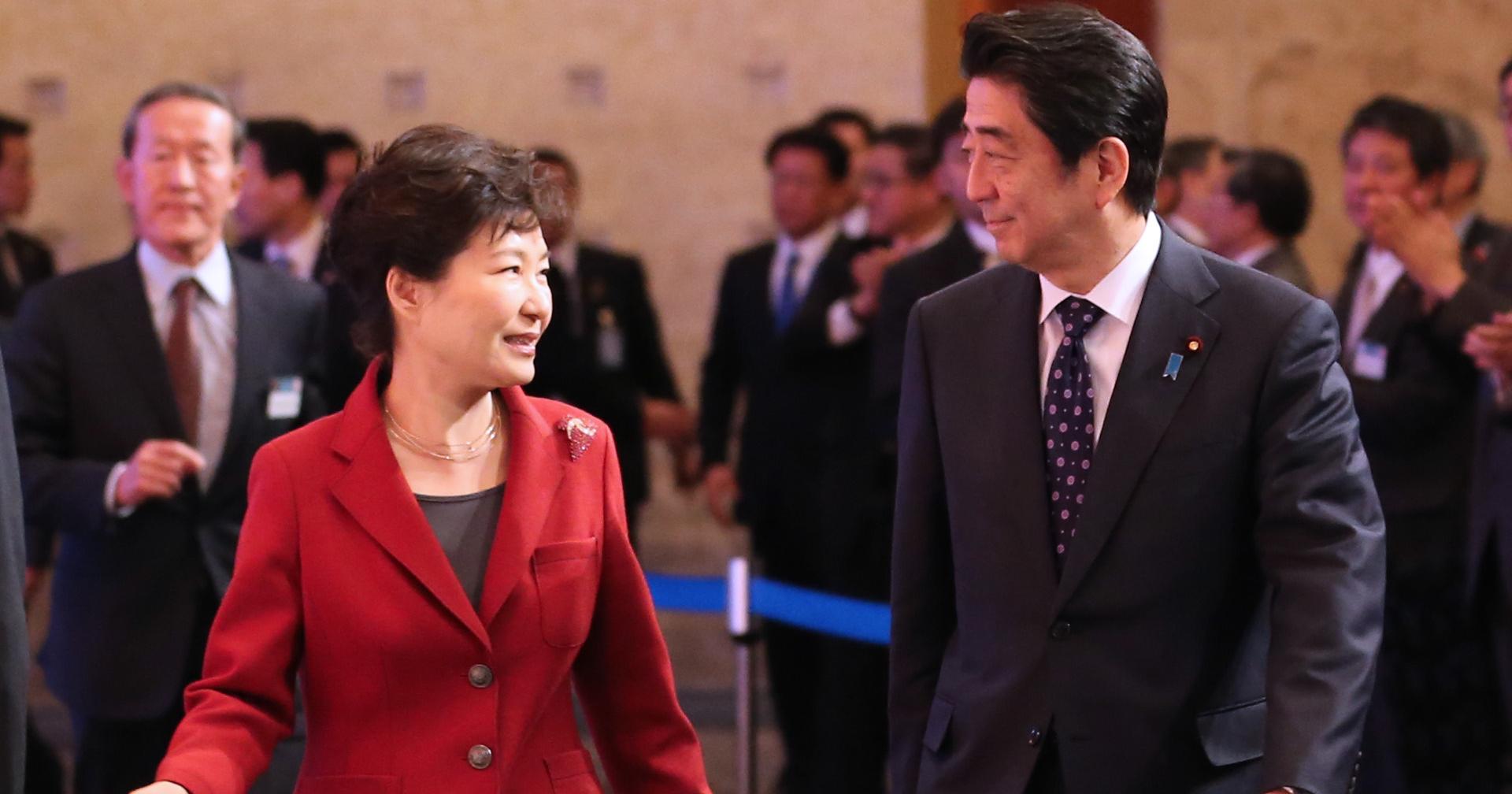 朴槿恵大統領は本当に告げ口外交をやめたのか?