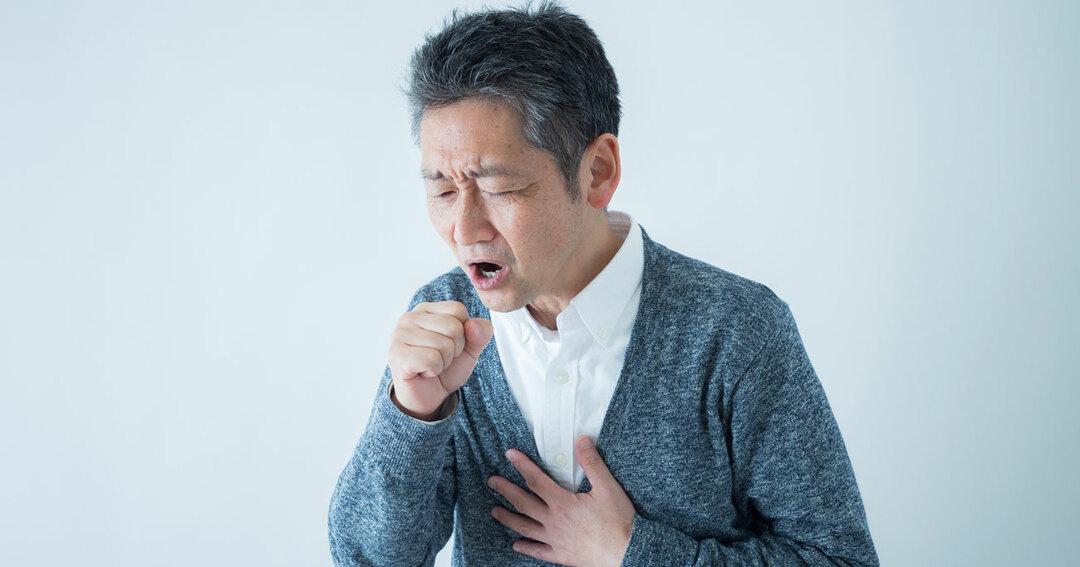 痰がところ構わず出て困る人は、正しい出し方を学びましょう。