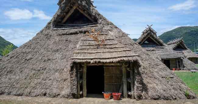 縄文人の暮らし