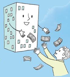 Jリートは少額で不動産投資ができる