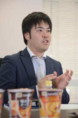 クオン  コミュニティコンサルティング部 コンサルティング課 課長  松本彰さん