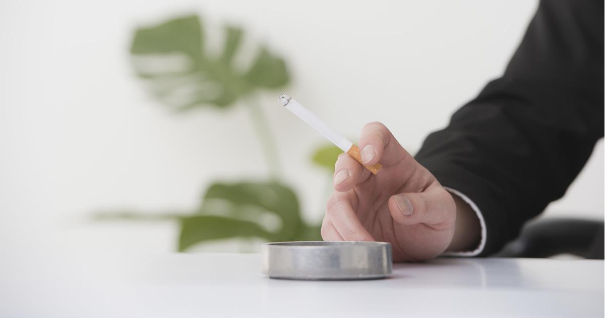 精神科病院の受動喫煙対策は疑問符だらけ