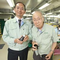 スイッチひと筋35年、技術屋の父と<br />営業マンの息子で世界に勝負をかける<br />メトロール会長/社長 松橋 章・卓司