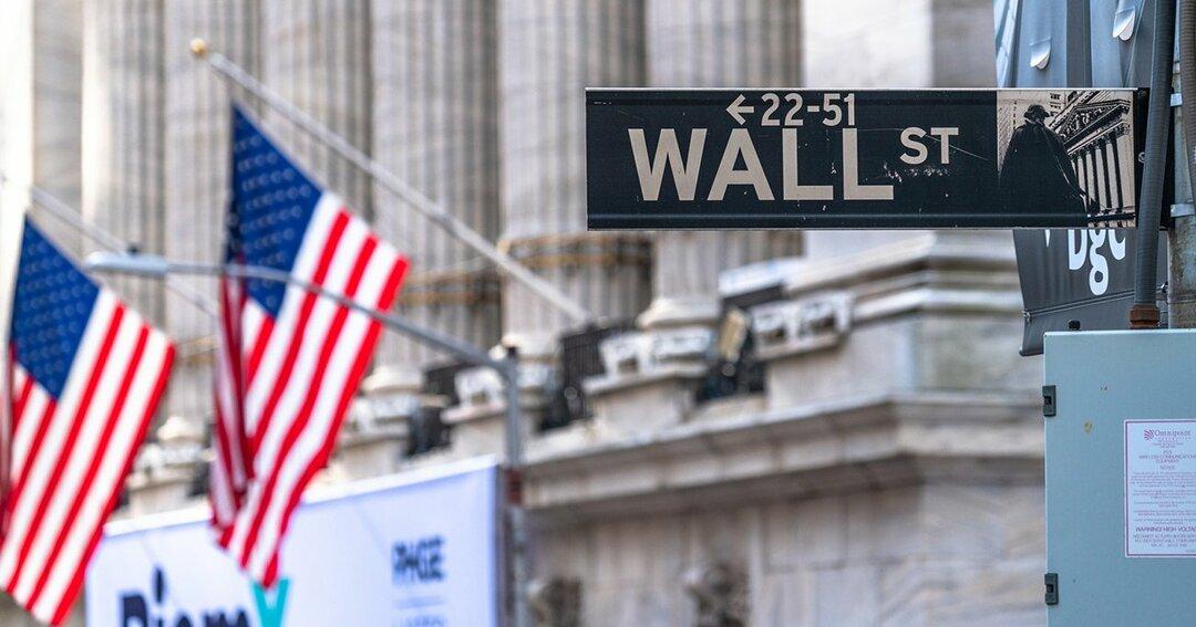 米株の急回復
