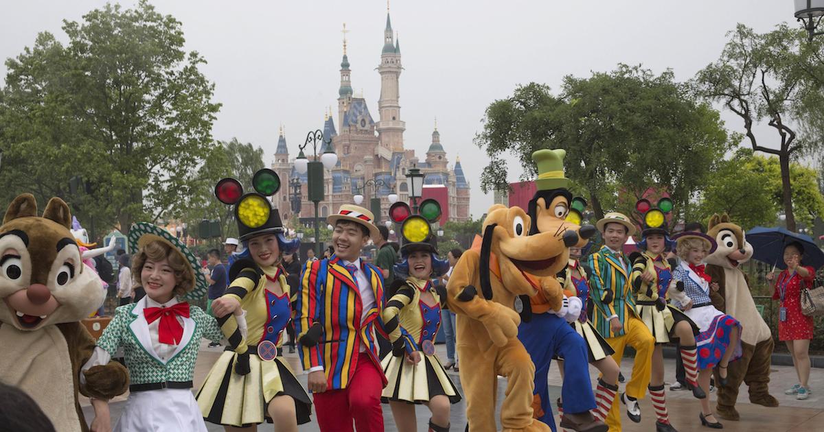 上海ディズニー開園で「コピー大国・中国」は変われるか?
