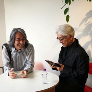 教授動静【第5回】坂本龍一キャリア初となる大規模な個展が韓国ソウル特別市で実現