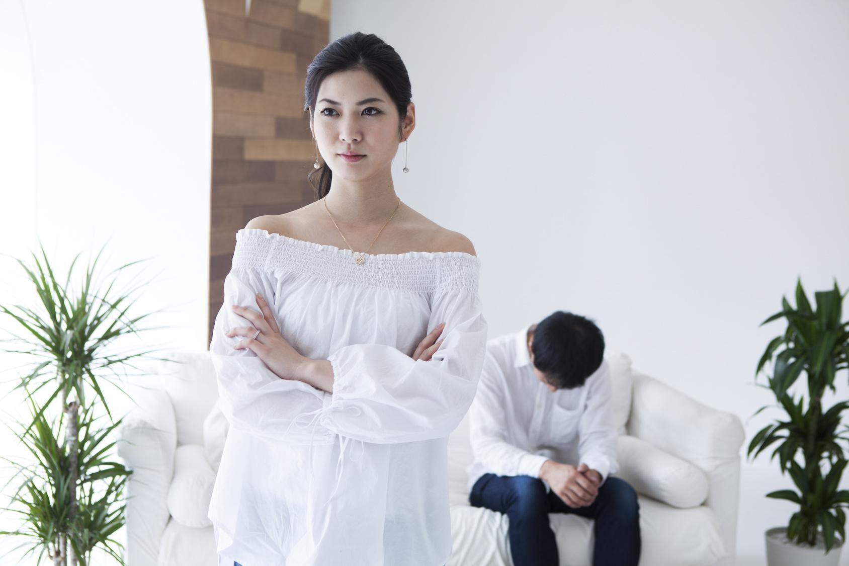 いつも○○を言っている夫婦は、6年以内に離婚する