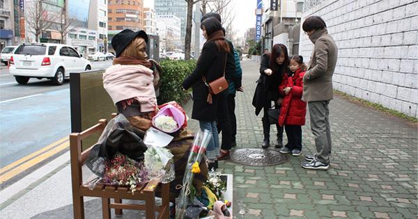 """韓国の""""駄々っ子""""ぶりは日本の外交にプラスになる"""