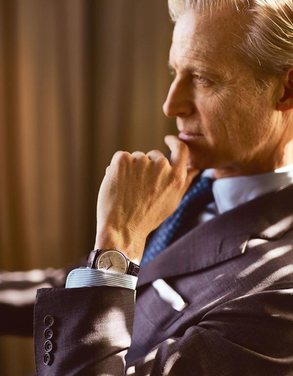 ビジネスに活きる<br />魅惑のスーツスタイル