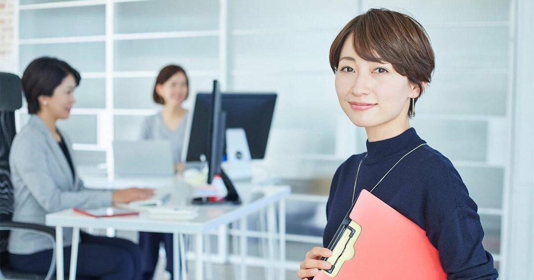 女性が活躍できる社員にやさしい会社
