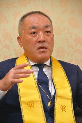 幸福の科学・里村栄一専務理事