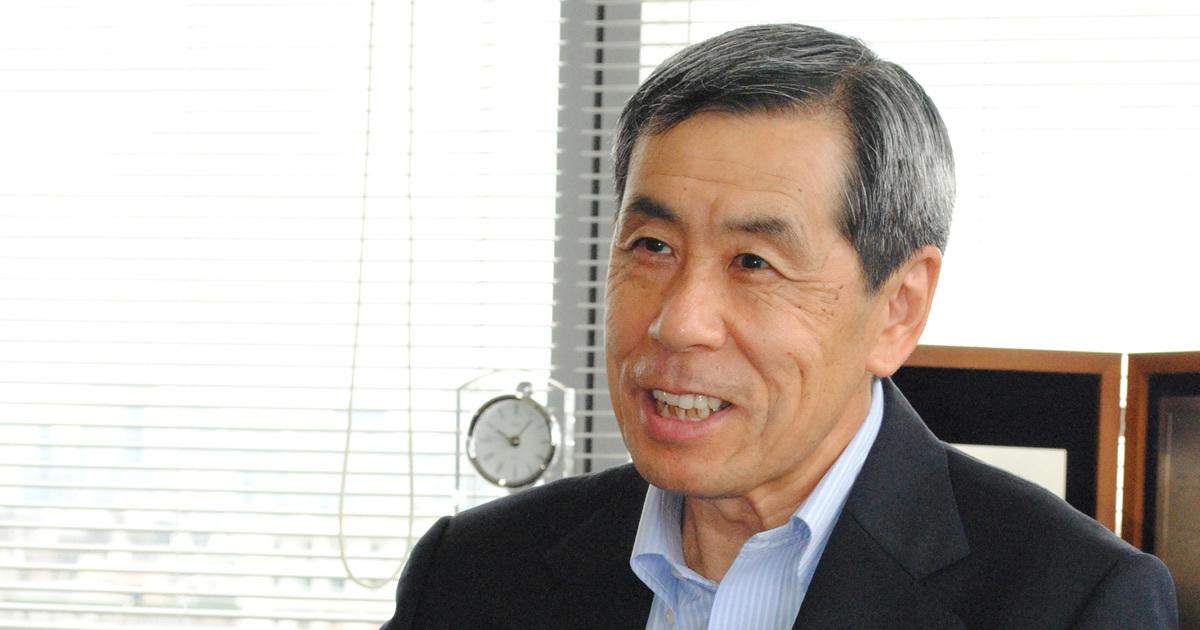 50歳で転職、中小物流会社を東証一部に押し上げた元行員【長銀OBのいま(5)】