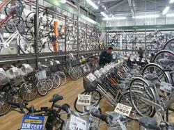 カインズ<br />自転車専門店をオープン