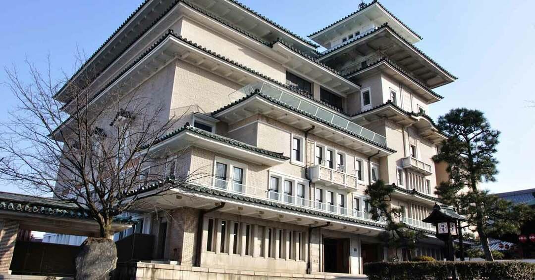 """競合が激しい京都に進出 帝国ホテルの""""高級路線""""は功を奏すか"""