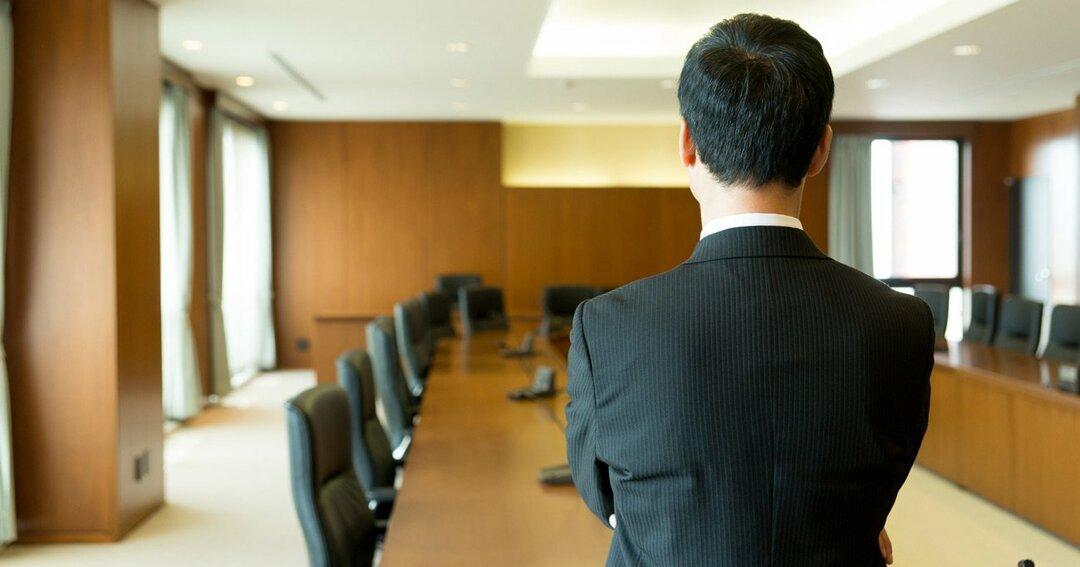 「部長止まり」の人と役員にたどり着く人の決定的な差