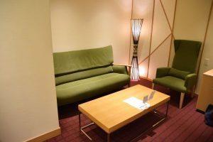 「JCB Lounge京都」の中