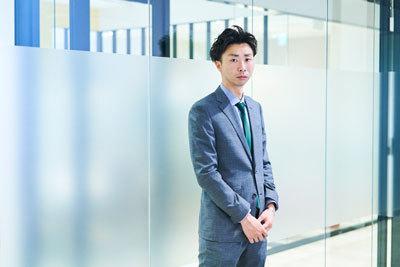 「ビジョンを語れない企業は他社に勝つことができなくなる」と指摘する嶋﨑真太郎氏
