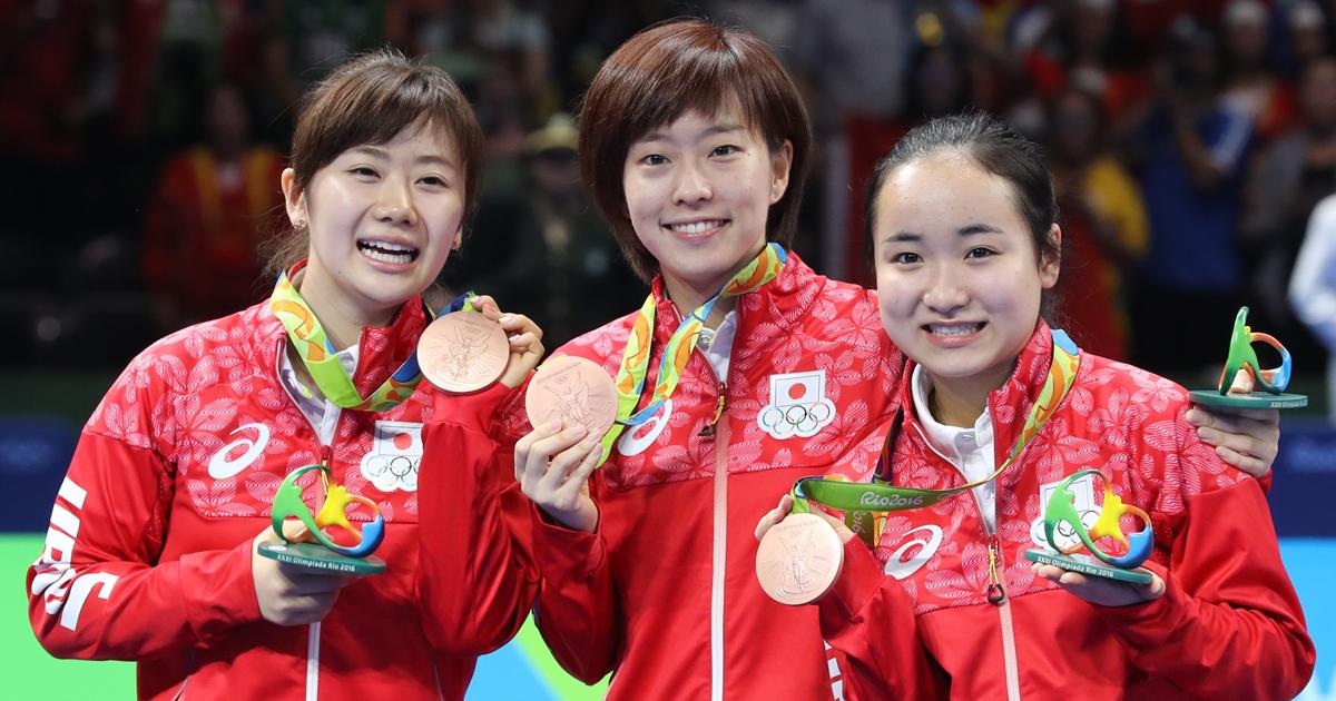 もしリオ五輪の名言に、金・銀・銅をつけるとしたら?