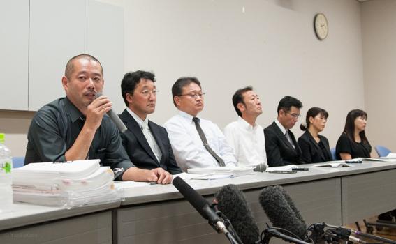 大川小第2回弁論、遺族側が検証資料開示を求める <br />石巻市は「ハザードマップを信頼していた」