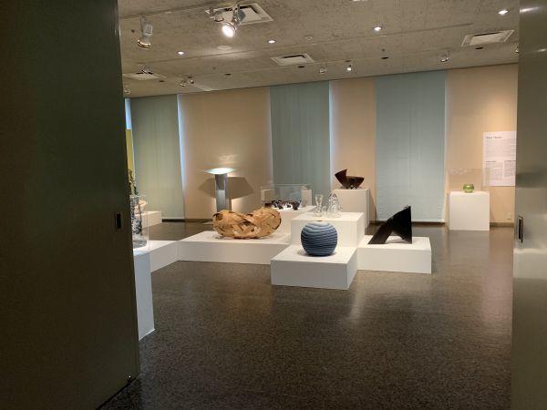 東京国立近代美術館の工芸館で行われていた「所属作品展 みた?-こどもからの挑戦状」