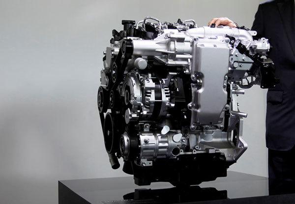 最新エンジン「スカイアクティブX」は「マツダ3」で初搭載