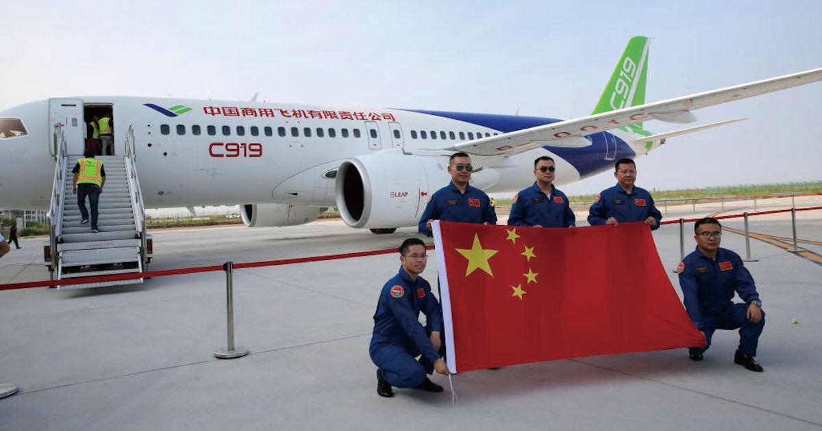 グローバル資源を整理し、国産大型飛行機が羽ばたく