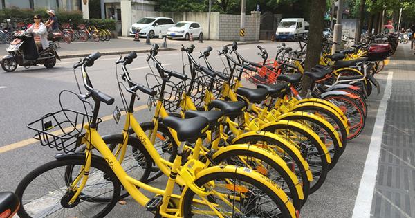 中国で猛烈普及の「乗り捨てシェアサイクル」が生む新たな混乱