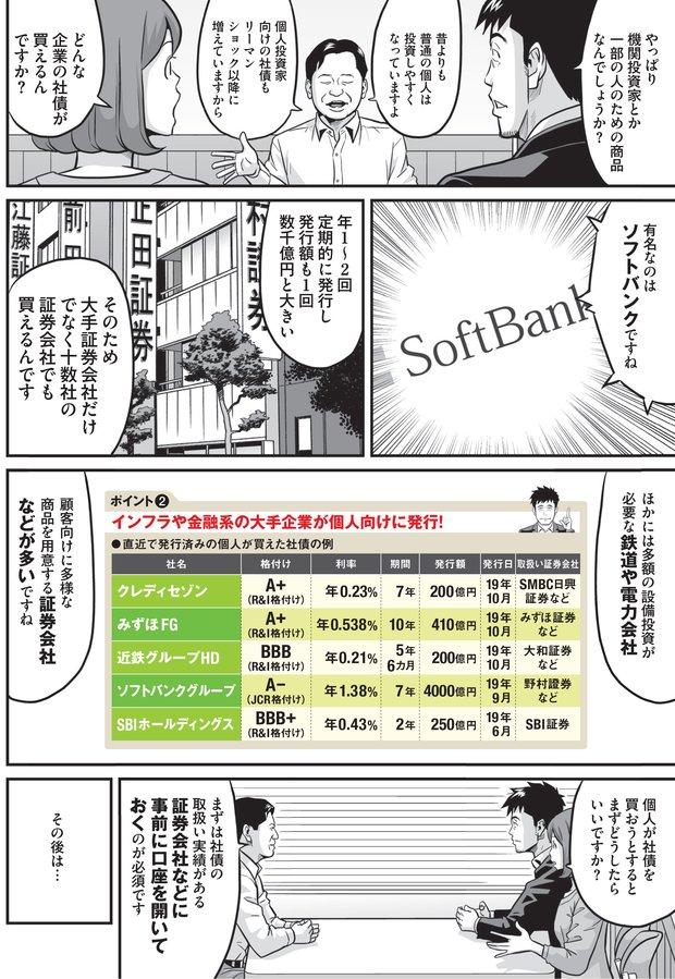 ひそかに人気の社債は買ってもいいの?(4)