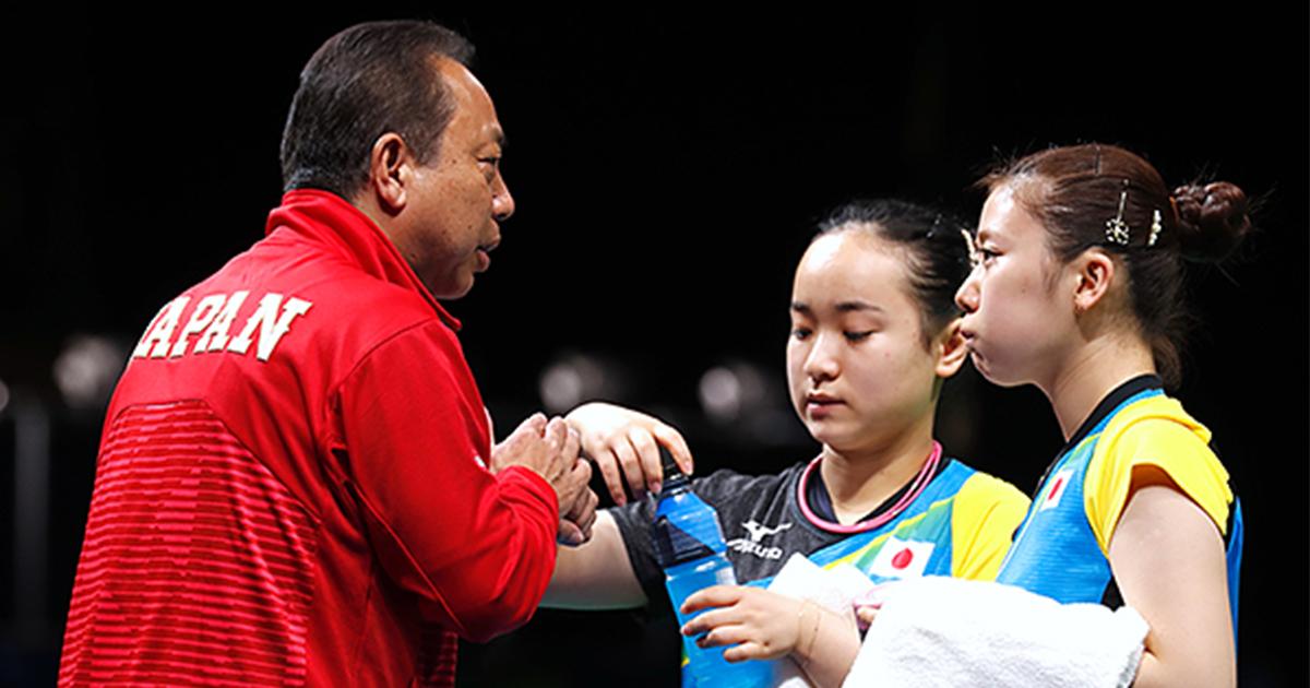 """なぜ、卓球の日本代表監督は""""権力""""を手放したのか?"""